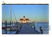 Roanoke Marches Lighthouse Carry-all Pouch
