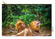 Roaring Lions Carry-all Pouch