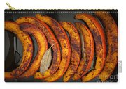Roasted Pumpkin Slices Carry-all Pouch