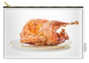 Roasted Turkey Dinner Carry-all Pouch