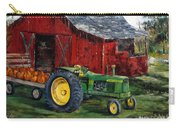 Rob Smith's Tractor Carry-all Pouch by Lee Piper