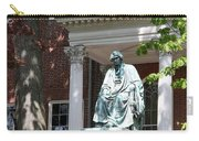 Robert Brooke Taney Statue - Maryland State House  Carry-all Pouch