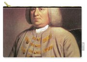 Robert Dinwiddie (1693-1770) Carry-all Pouch