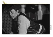 Robert Mitchum Leaning On Poker Table Young Billy Young Set Old Tucson Arizona 1969-2008 Carry-all Pouch