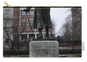 Robert Morris Financier Of The American Revolution Carry-all Pouch by Bill Cannon