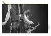 Robert Plant And Jimmy Page Carry-all Pouch
