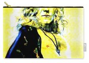Robert Plant Of Led Zeppelin   Carry-all Pouch