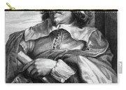 Robert Van Voerst (1597-1635/36) Carry-all Pouch