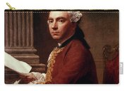 Robert Wood (c1717-1771) Carry-all Pouch