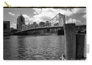 Roberto Clemente Bridge Pittsburgh Carry-all Pouch