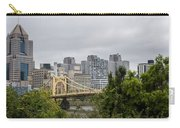 Roberto Clemente Bridge Pittsburgh Pa Carry-all Pouch