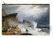 Robin Hoods Bay, Yorkshire, 1825 Carry-all Pouch
