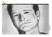 Robin Williams 2 Carry-all Pouch