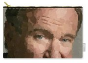 Robin Williams Portait Carry-all Pouch