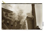 Rochester Show Case Co. Fire New York Circa 1904 Carry-all Pouch