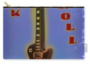 Rock And Roll - Les Paul Carry-all Pouch