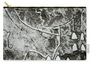 Surreal Lady Carry-all Pouch