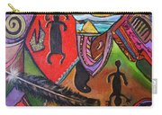 Rock Art Of Nevada Carry-all Pouch