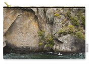 Rock Artwork Carry-all Pouch