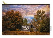 Rock City Barn Carry-all Pouch by Debra and Dave Vanderlaan