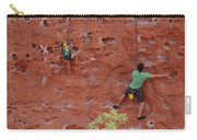 Rock Climbing 101 Carry-all Pouch