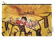 Rock Climbing Cartoon Carry-all Pouch