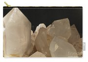 Rock Crystals Carry-all Pouch