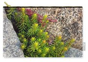Rock Flower Carry-all Pouch