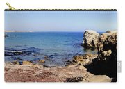 Rock Formations On The Beach, Marcona Carry-all Pouch