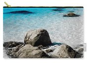 Rock Garden In Water Carry-all Pouch