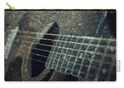 Rock Guitar Carry-all Pouch