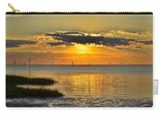 Rock Harbor Sunset 2 Carry-all Pouch