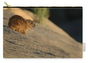 Rock Hyrax Carry-all Pouch
