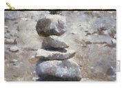 Rock Markers Photo Art 02 Carry-all Pouch