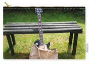 Rock N Roll Guitar In A Bag Carry-all Pouch