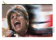Rock N Roll Steven Tyler Carry-all Pouch