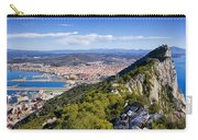 Rock Of Gibraltar Carry-all Pouch