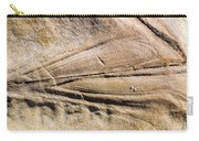 Rock Patterns Carry-all Pouch by Steven Ralser
