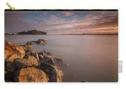 Rock Peninsula In Humboldt Bay Carry-all Pouch