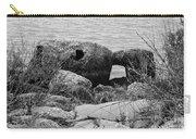 Rock Shoreline Carry-all Pouch