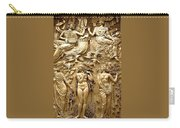 Rockefeller Art Deco Carry-all Pouch