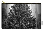 Rockefeller Christmas Tree Carry-all Pouch