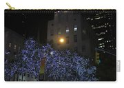 Rockefeller Plaza Lights Carry-all Pouch