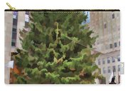 Rockefeller Tree Carry-all Pouch