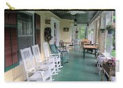 Rockers On The Porch Carry-all Pouch