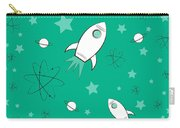 Rocket Science Green Carry-all Pouch