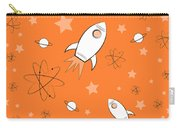 Rocket Science Orange Carry-all Pouch