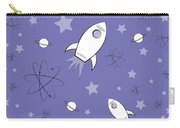 Rocket Science Purple Carry-all Pouch