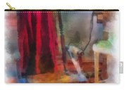 Rocking Chair Photo Art Carry-all Pouch