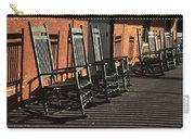 Rocking Chairs Carry-all Pouch